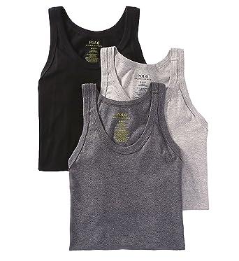 d86b1b3904550 Polo Ralph Lauren Mens Slim Fit Tank Top at Amazon Men s Clothing store