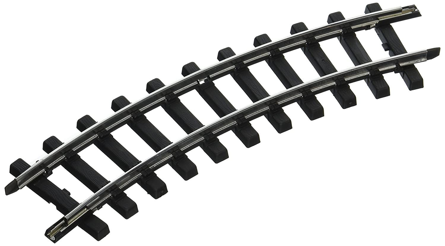 Bachmann Industries Large G Scale 4' Diameter Curved Steel Alloy Track 4 Piece