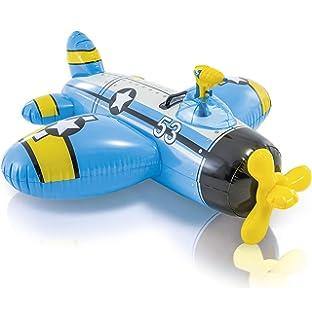 Intex 57520NP - Moto acuática hinchable para niños 117 x 77 ...