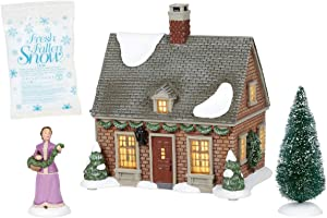 Department 56 Dickens Village Chelsea Gardens Residence Lighted Building, 6 in H