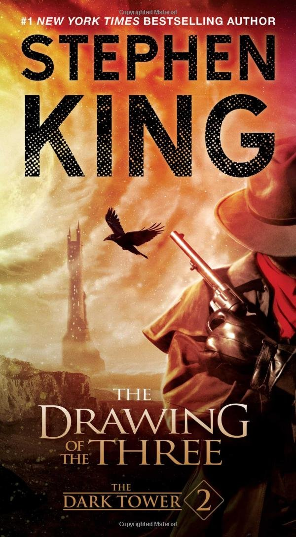 The Dark Tower Ii The Drawing Of The Three Stephen King