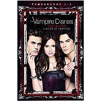 Diarios de Vampiros, Temporadas 1-3