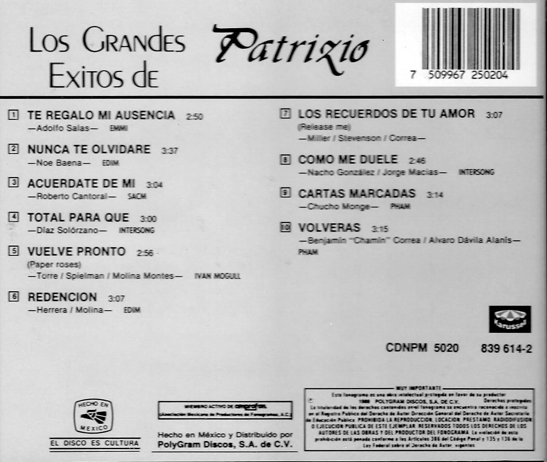 LOS GRANDES EXITOS DE
