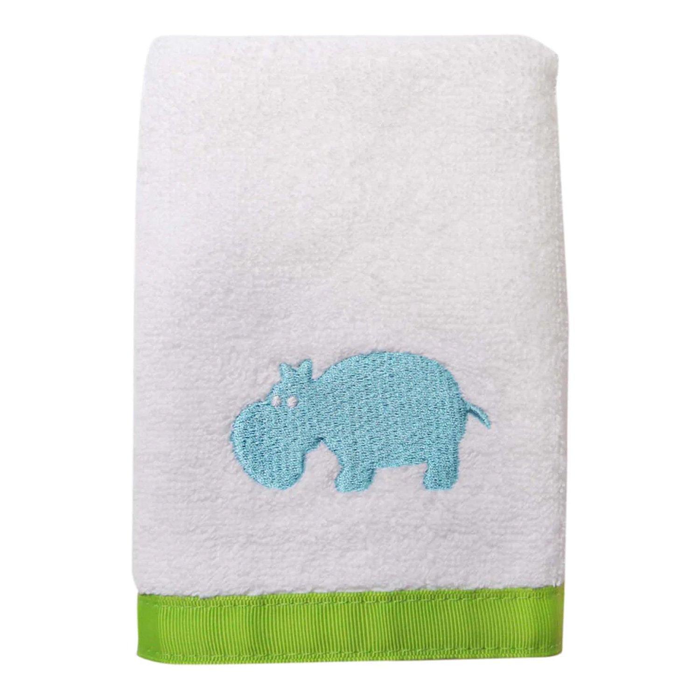 Allure Home Creation Hippo Cotton Washcloth