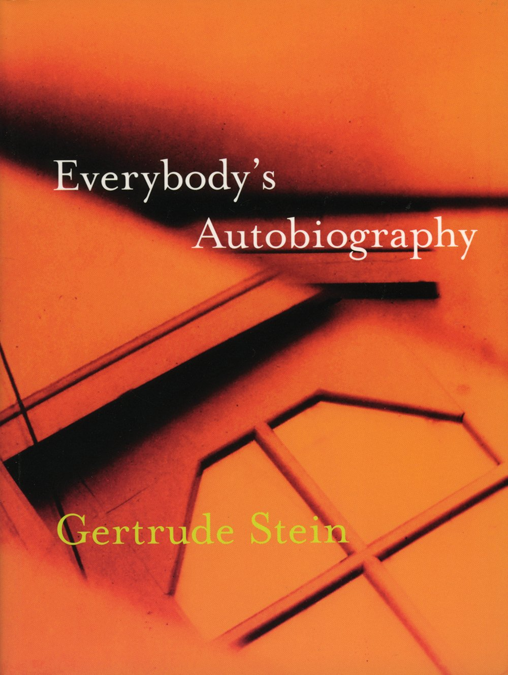 Everybody's Autobiography pdf