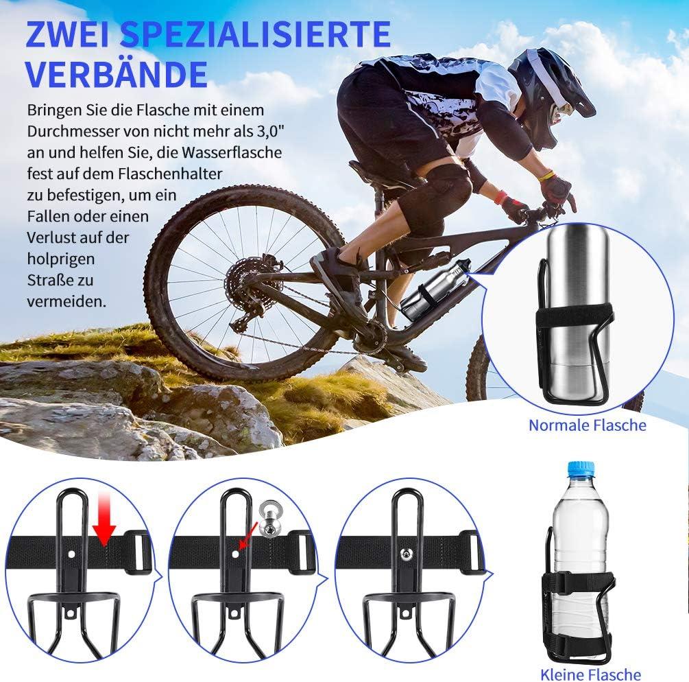 Bike Porte-bouteille pour v/élo 750 ml NA