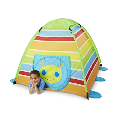 Melissa & Doug Giddy Buggy Camping Tent: Toy: Toys & Games