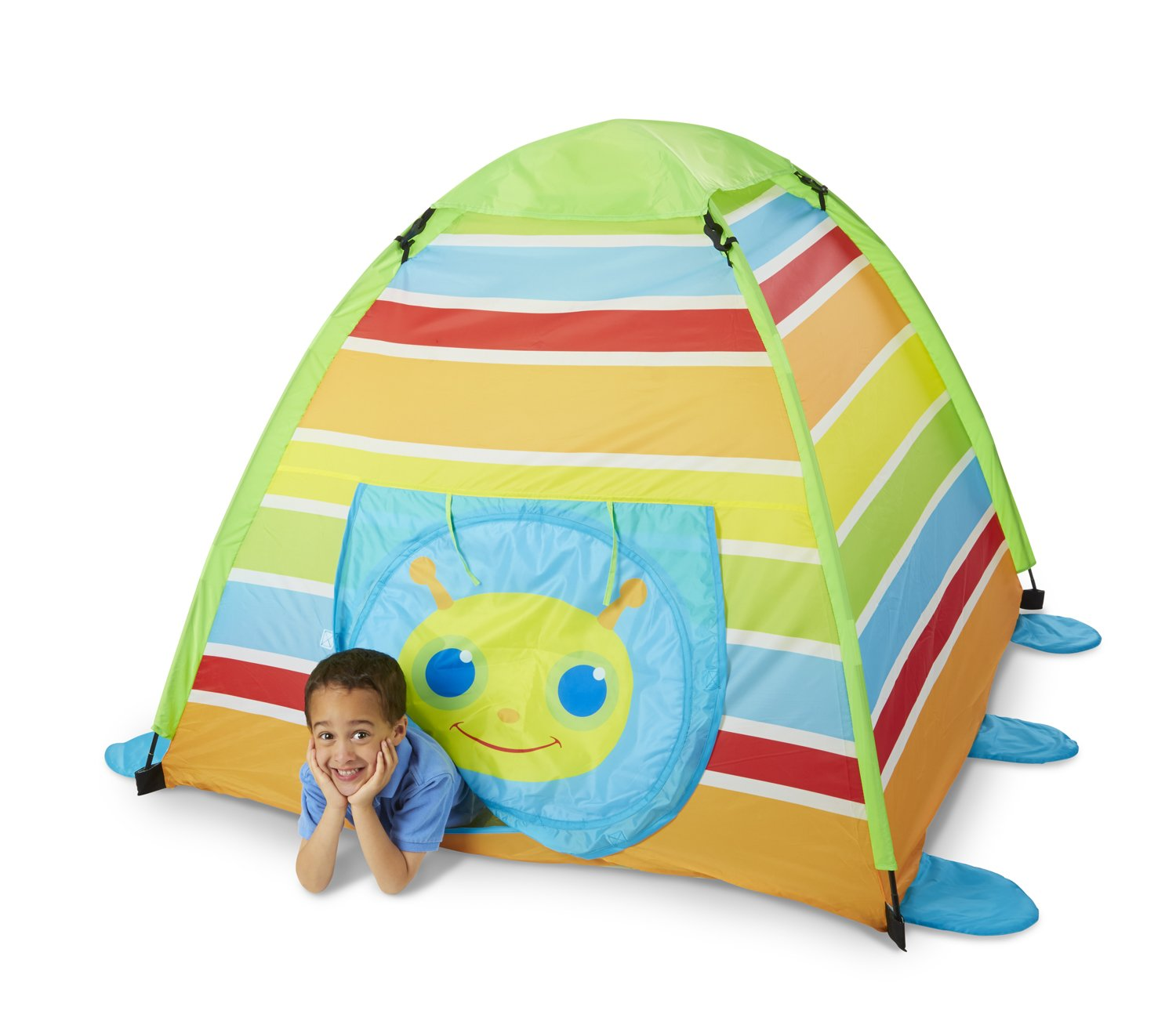 Melissa Doug Giddy Buggy Camping Tent