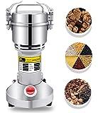 CGOLDENWALL 300gハイスピードミル 家庭用小型強力製粉器 調味料、スパイス、穀類、生薬微粉砕に
