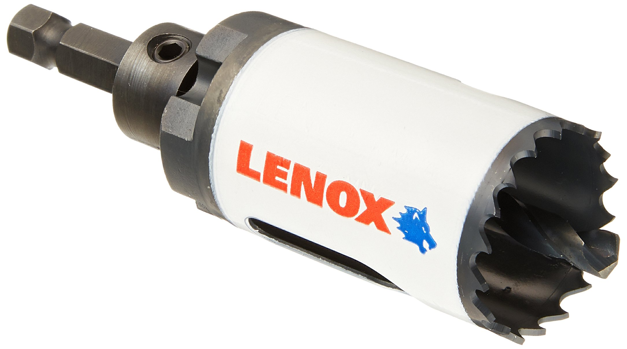 LENOX Tools Bi-Metal Speed Slot Arbored Hole Saw with T3 Technology, 1-1/4
