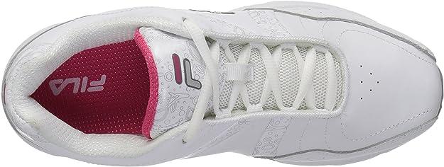 women's fila shoes wide width