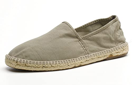 Natural World Eco - Zapatillas de Lona para Hombre 534: Amazon.es: Zapatos y complementos