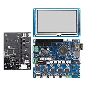 H HILABEE Impresora 3D - Duet 2 WiFi V1.04 Panel de control ...
