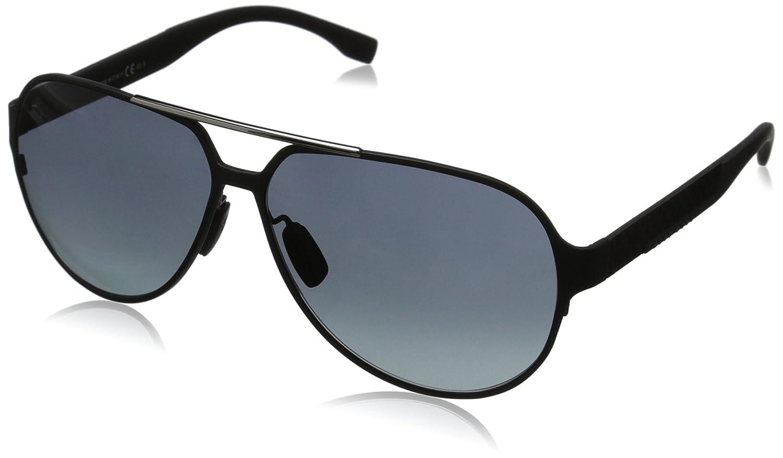 BOSS by Hugo Boss Men's B0669S Aviator Sunglasses