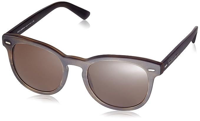 DOLCE & GABBANA Dolce & Gabbana Damen Sonnenbrille » DG4254«, braun, 296473 - braun/braun