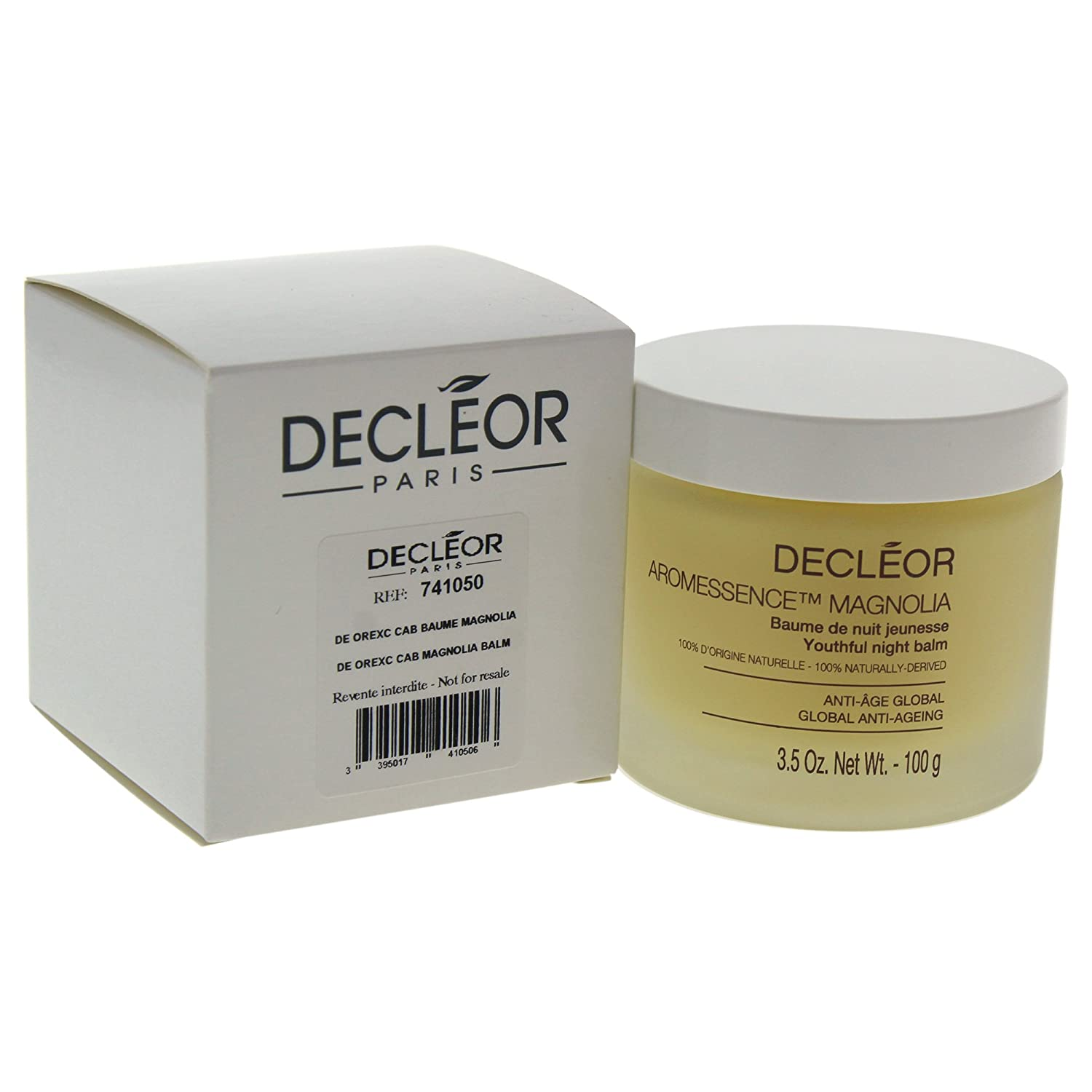 Decleor Aromessence Magnolia Youthful Night Balm, Salon Size, 3.5 Ounce Mainspring America Inc. DBA Direct Cosmetics B01N6QNOQ3