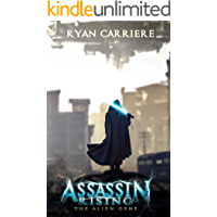 Assassin Rising, The Alien Gene: A Young Adult Scifi Series