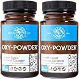 Oxy-Powder - Oxygen Based Colon Cleanser - 40 Capsules (2 Bottles)