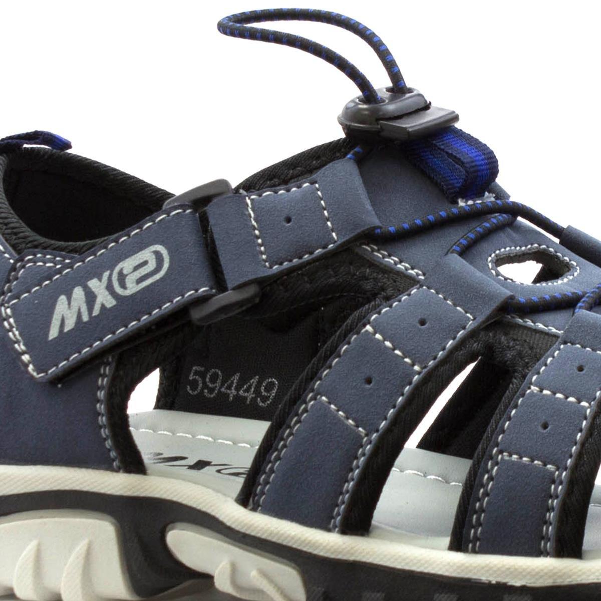 fad1971958a Mercury Mens Navy Closed Toe Strappy Sandal - Size 7 UK - Blue  Amazon.co.uk   Shoes   Bags