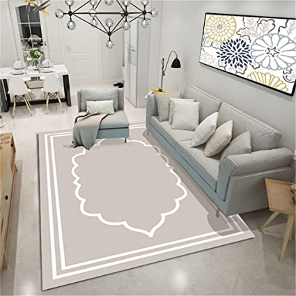 Amazon USA Living Room Decor Carpet Floor Tiles European Simple