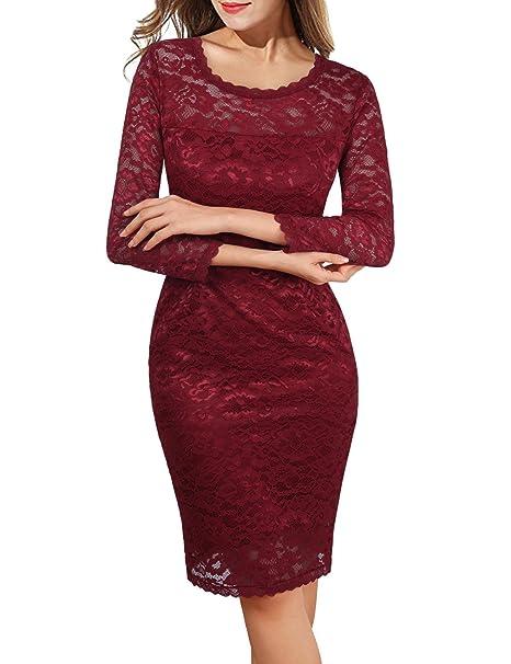 1f3fece2f0e KASCLINO Knee Length Dresses For Women