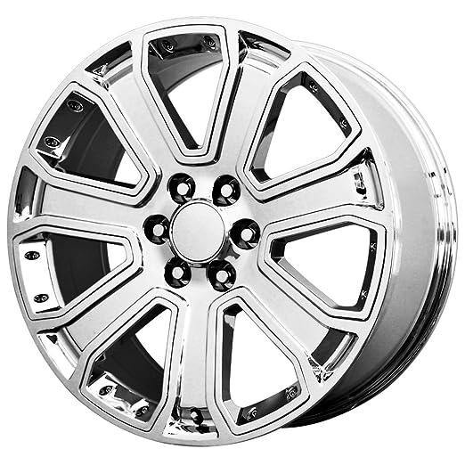 amazon 22 inch replica 2015 gmc denali 22x9 6x139 7 6x5 5 2014 Chevy Silverado Custom amazon 22 inch replica 2015 gmc denali 22x9 6x139 7 6x5 5 31mm chrome wheel rim automotive