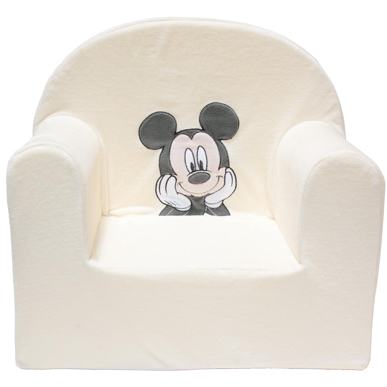 babyCalin Fauteuil D/éhoussable Mickey