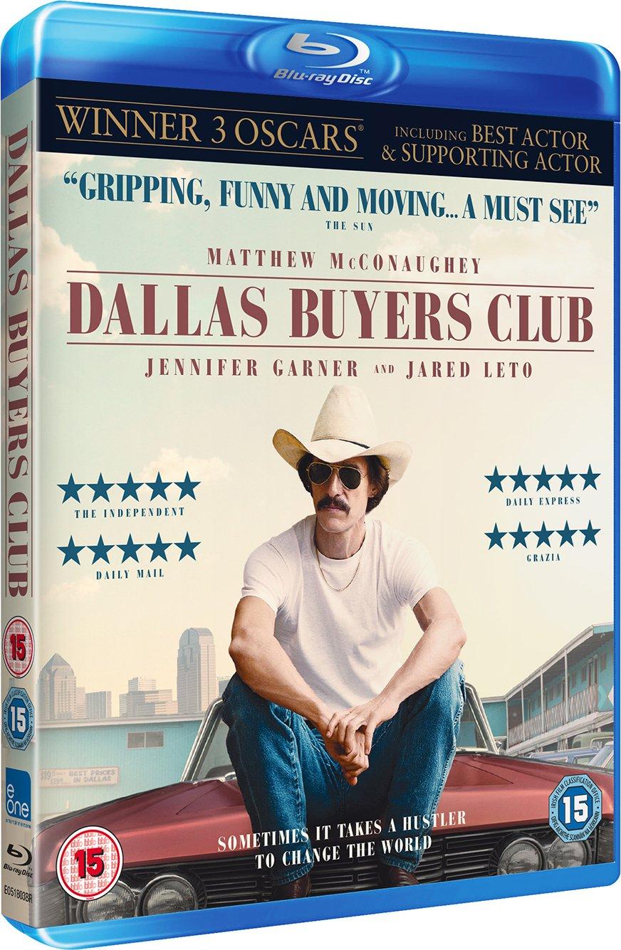 Dallas Buyers Club [Blu-ray] [Reino Unido]: Amazon.es ...