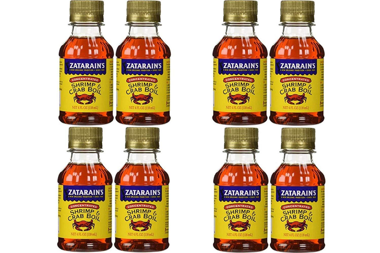 Zatarain Shrimp And Crab Boil 4 Fl Oz (Pack of 2) (4 Pack)