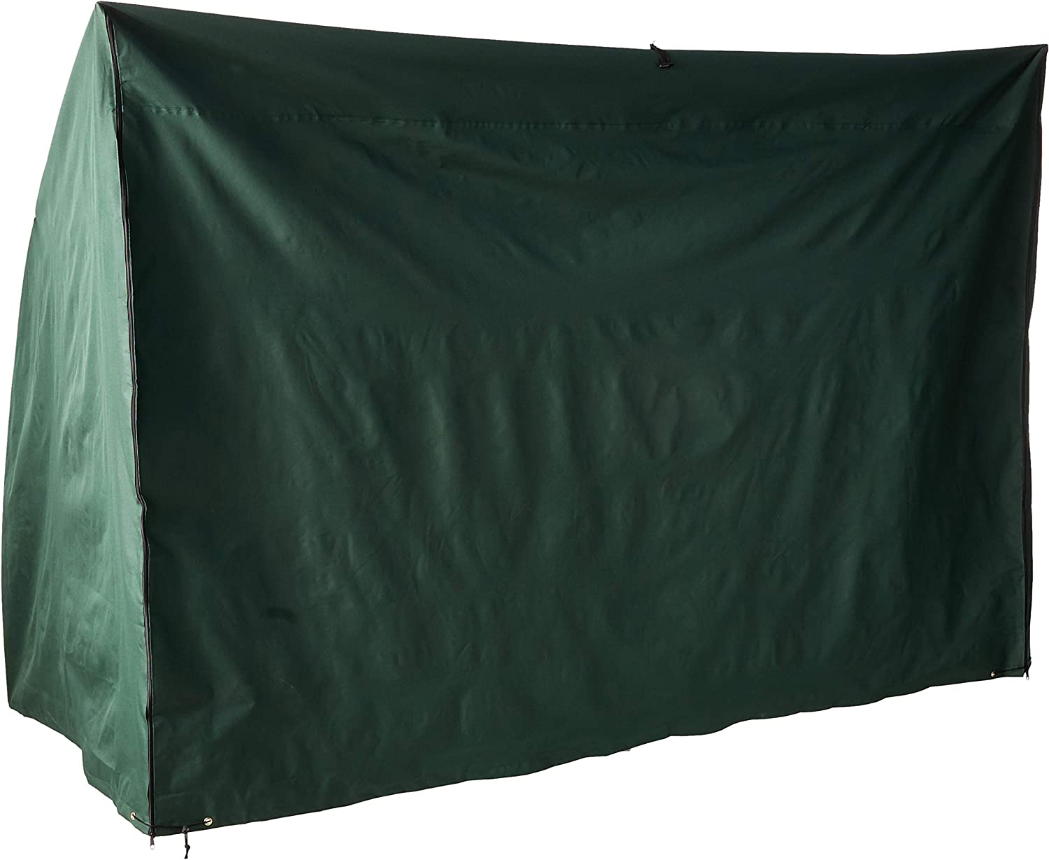 "Bosmere C510 Weatherproof Outdoor Swing Seat Cover, 96"" L x 57"" W x 67"" H, Green"