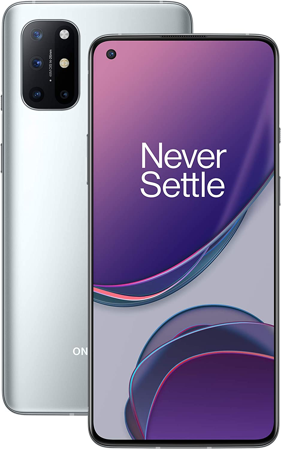 OnePlus 8T 5G Dual-SIM 128GB Deluxe ROM + GSM Only RAM No Year-end annual account 8GB CDMA