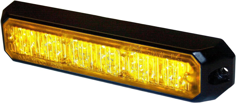 HELLA H22897041 MST6E Mini LED Lighthead 21 Flashing Patterns Green 12//24 VDC