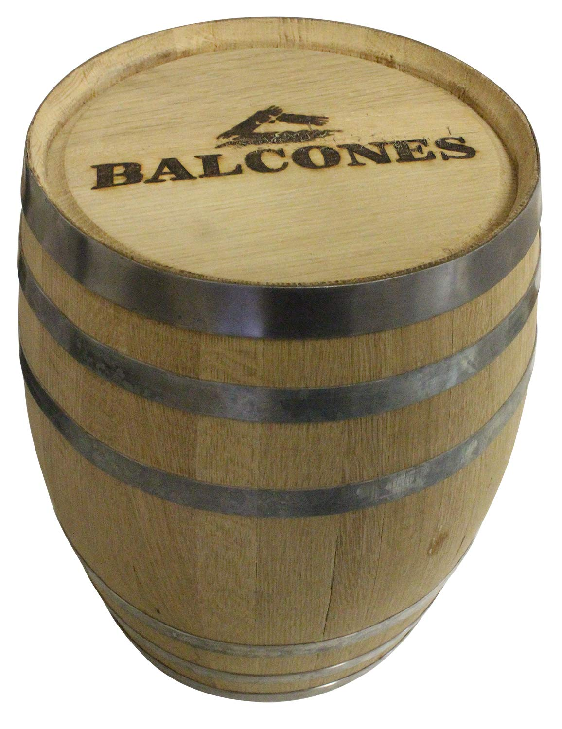 5 Gallon New White Oak Barrel (1)