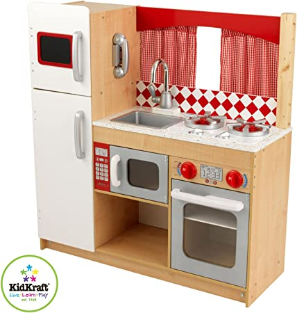 Amazon Com Kidkraft Suite Elite Kitchen Toys Games