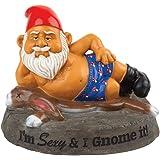 BigMouth Inc Sexy Garden Gnome'