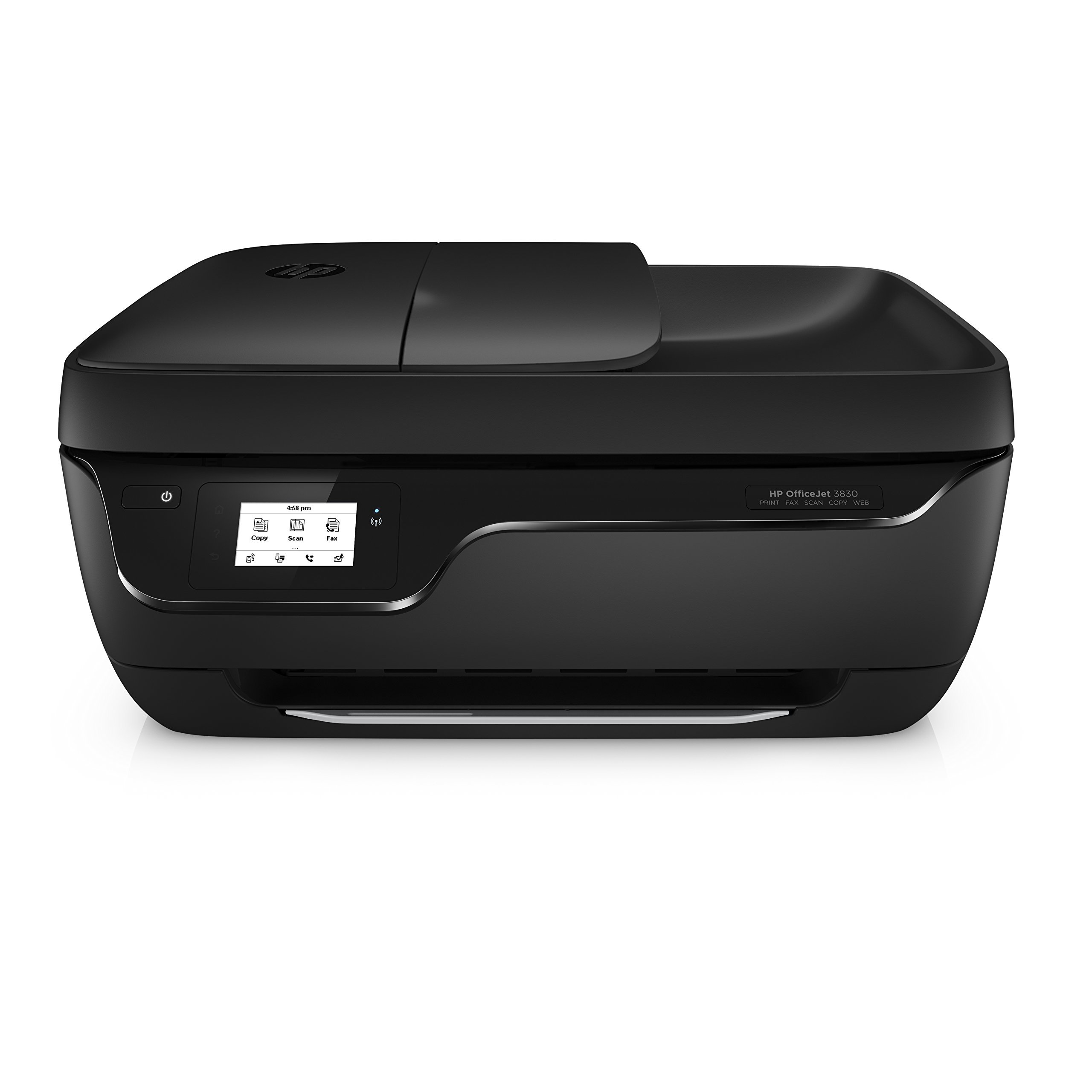 HP OfficeJet 3830 All-in-One Wireless Printer with Mobile Printing, HP Instant Ink & Amazon Dash Replenishment Ready (K7V40A) (Renewed) by HP (Image #1)