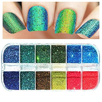 Holographic Ultra Fine Glitter Dust Powder For Nail Body Art Card Making Crafts Overig Creatieve Hobby S Workbenchprojects Com