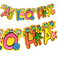 Fun Express - Aloha Jointed Banner
