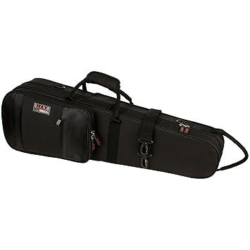 Protec MX044 - Estuche para violín, color negro