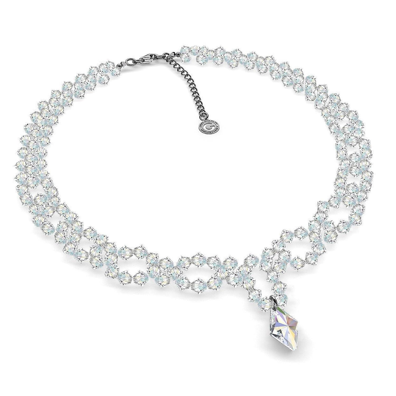 f35965867cee De alta calidad GIORRE ¤ New Collar De Boda De Cristales Swarovski ...