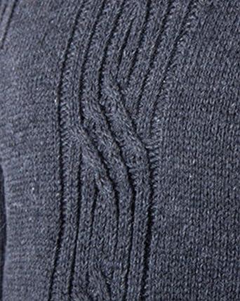 M XL 2XL L ZHUDJ Jersey De Manga Larga Collar Su/éter Camisa De Hombre Talla: S