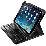 Belkin Slim Style Keyboard or iPad (5th Generation 2017), iPad Air 2 and iPad Air, Black,Black,F5L174ttC00
