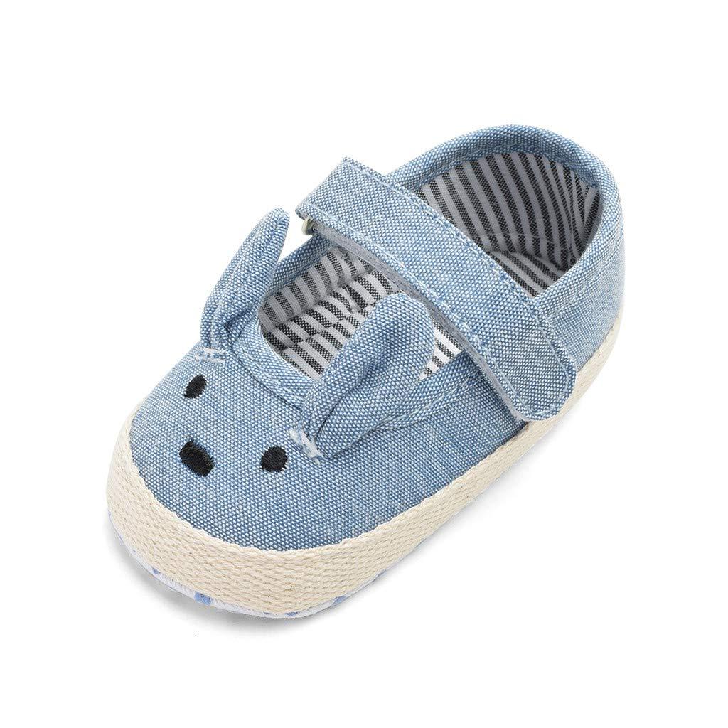 Zapatos de Bebe,Bebé recién Nacido Conejo de Dibujos Animados ...