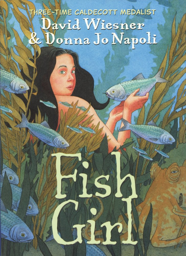 Fish Girl (Turtleback School & Library Binding Edition) PDF Text fb2 ebook