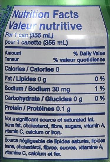 Sprite Zero Sugar 355mL Cans, 12 Pack