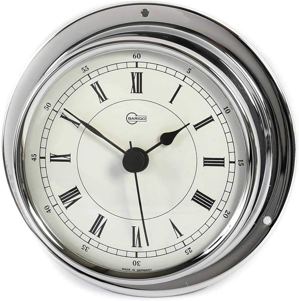 Barigo Reloj modelo Tempo S cromo