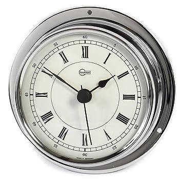 Barigo Bootsport Thermometer Hygrometer Chrom Regatta Zubehör