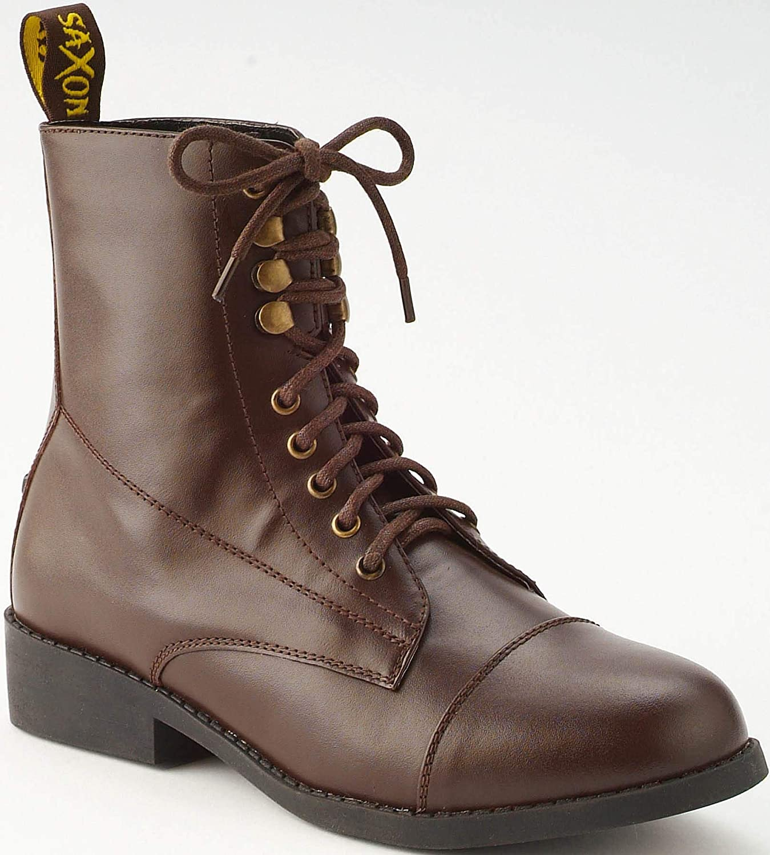 Saxon Childs syntovia Lace Paddock Boot   B0721MWPZ5