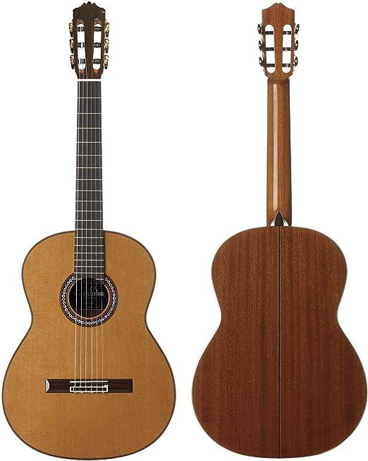 Cordoba Luthier C9 cedro – Guitarra clásica (con Cordoba Polyfoam ...