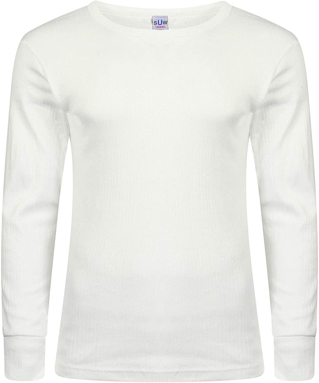 manga larga By Neki Camiseta t/érmica para hombre y ni/ño